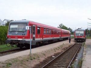 Стало известно, какие модели немецких поездов смотрят на замену украинским пригородным дизелям