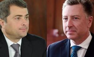 Вчерашняя встреча Волкера и Суркова: стороны озвучили результаты
