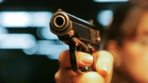 Экс-милиционер стрелял в кума-полицейского