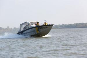 Пограничники Измаильского отряда информируют об окончании навигационного периода