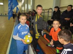 В Измаиле появилась детская футзальная лига!