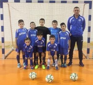 Юные измаильские футболисты вышли на международный уровень