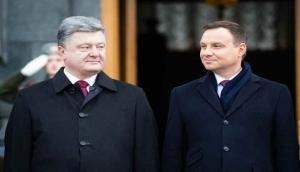 Бандера и таможня: о чем договорились президенты Украины и Польши
