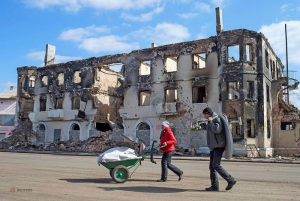 Кабинет министров Украины утвердил программу восстановления Донбасса