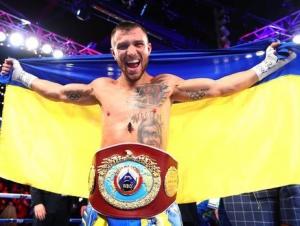 Ломаченко стал лучшим боксером мира по версии спортивного канала ESPN