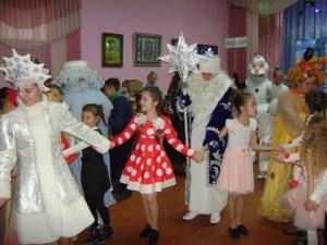 Волшебная сказка для ребят из Детского фонда