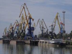 Измаильские портовики выполнили годовой план