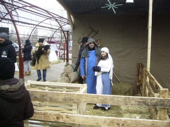 Рождественская реконструкция