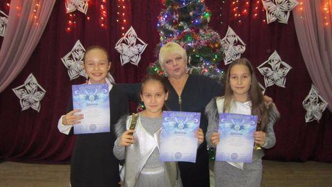 Новогодний подарок - себе, педагогу и школе