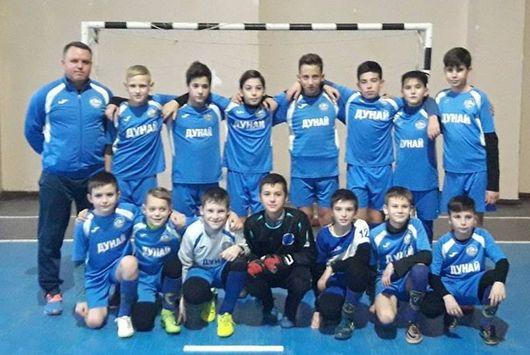 Победители Южного куста чемпионата области по детскому футзалу - из Измаила!