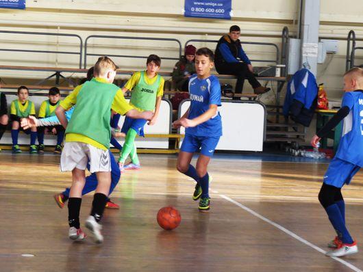 Чемпионат Украины по футзалу среди детских команд проходит в Измаиле