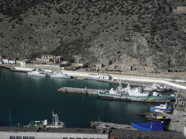 В Україні відреагували на заяву Путіна щодо захоплених РФ кораблів у окупованому Криму
