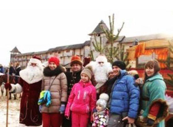 Старый Новый год с размахом отметят под Киевом
