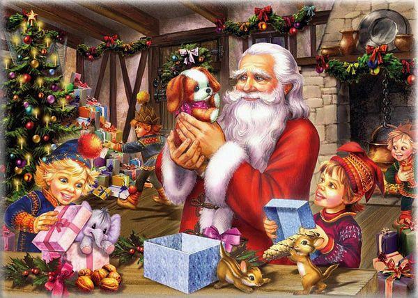 Рождественская сказка для особенных деток