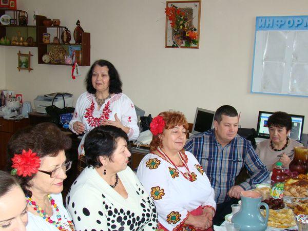 Областной центр национальных культур провёл в Рени день бессарабской выпечки