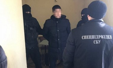 СБУ задержала на взятке полицейского начальника Одесской области