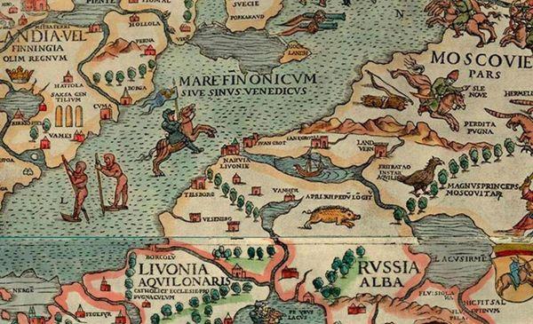 Откуда пошла Россия, или История о том, как воровалась Русь