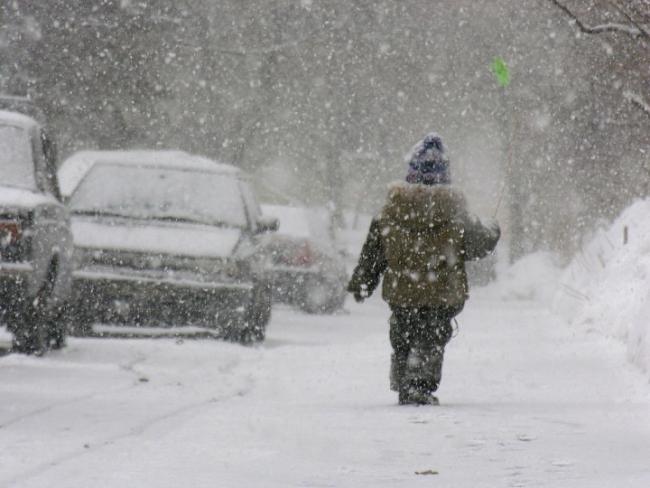Из-за прогнозируемого ухудшения погоды и проблем с электричеством в Измаиле продлили школьные каникулы