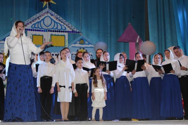 На фестивале духовной культуры православного Измаила