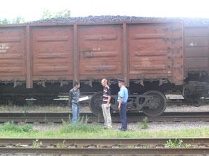 У железной дороги - своя милиция