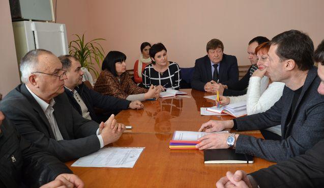 В районе снова обсуждали проблему Старонекрасовских плавней
