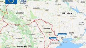 ЕС упростит и ускорит пересечение украинско-молдавской границы