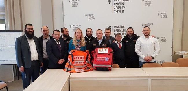 Медики Израиля организуют проект волонтерской экстренной помощи в одной из областей Украины, - Супрун