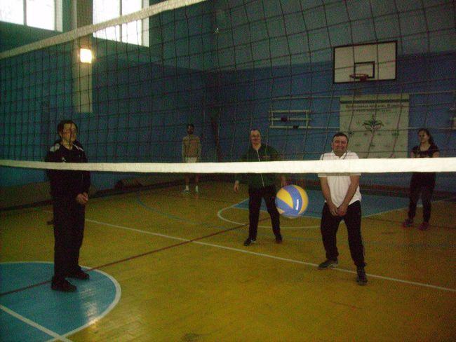 Межприходской турнир по волейболу