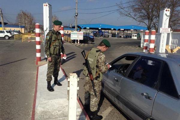 Стычка на границе с Приднестровьем: полицейские пытались похитить одессита