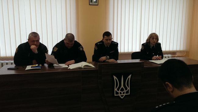В Измаиле правоохранители подвели итоги работы за январь