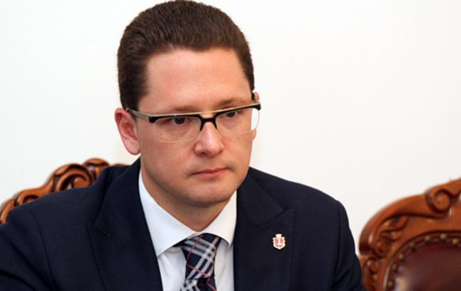 """Заммэра Труханова задержан в """"Борисполе"""""""