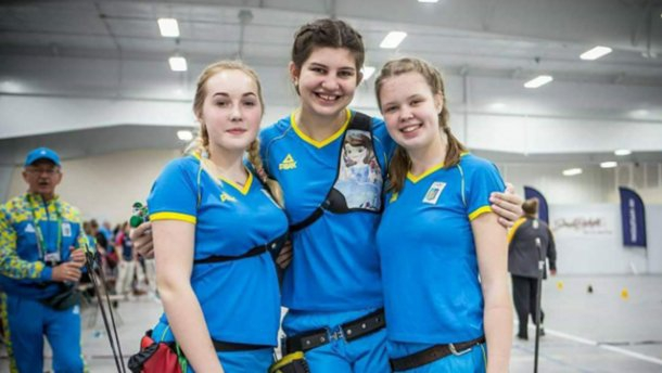 Украинские лучники завоевали шесть наград на чемпионате мира в США