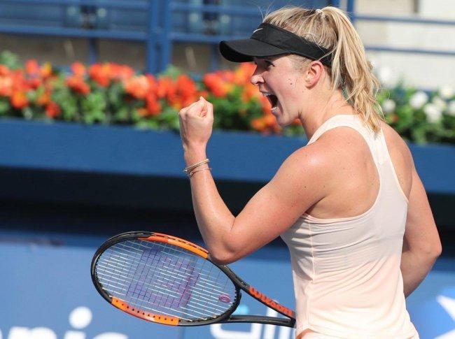 Теннис: Свитолина победила россиянку в финале турнира в Дубае
