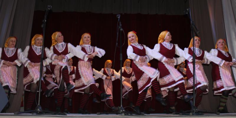 Болгары Бессарабии отметили юбилей освобождения исторической родины большим концертом