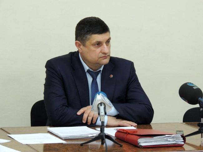 Андрей Абрамченко: «В ближайшие годы мы должны утвердить схемы застройки всех районов города»