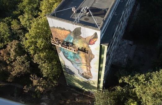 Мурал из Одессы попал в список лучших граффити мира