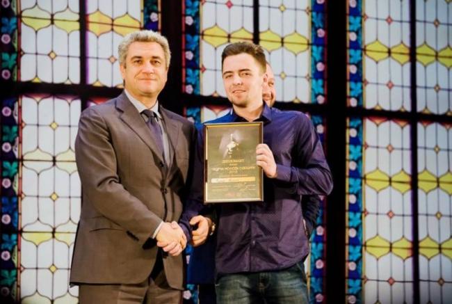 Торжественная церемония награждения победителей и лауреатов премии «Творческая молодежь Одесщины-2018»