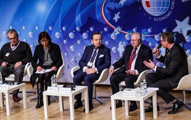 """В Польше пройдет международный форум """"Европа-Украина"""""""
