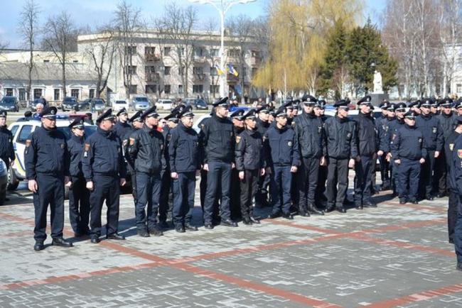 Обеспечивать порядок в Измаиле теперь будет и патрульная полиция