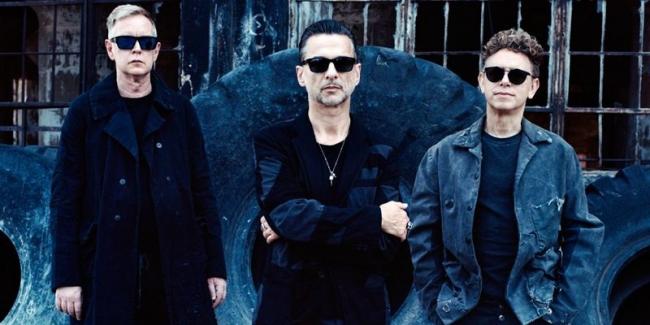 Depeche Mode представили треки украинской кавер-группы