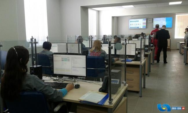 В Одессе открыли областной диспетчерский центр скорой помощи