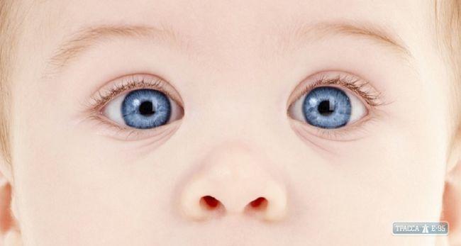 Врачи одесского института Филатова за полгода спасли зрение 15 младенцам, которым грозила слепота