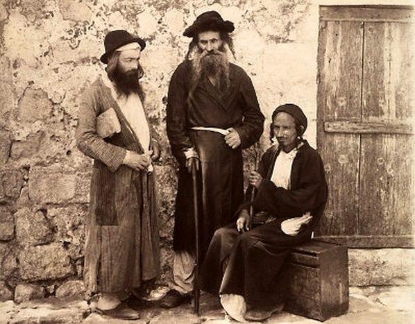 Загадки еврейских кладбищ Измаила (Обновлено)