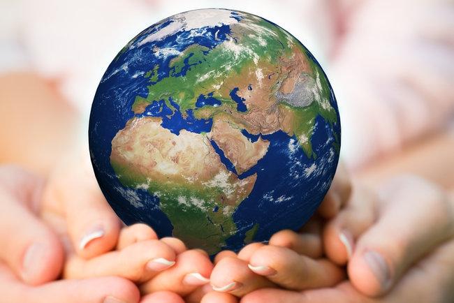"""Присоединяйся к акции """"Час Земли"""""""