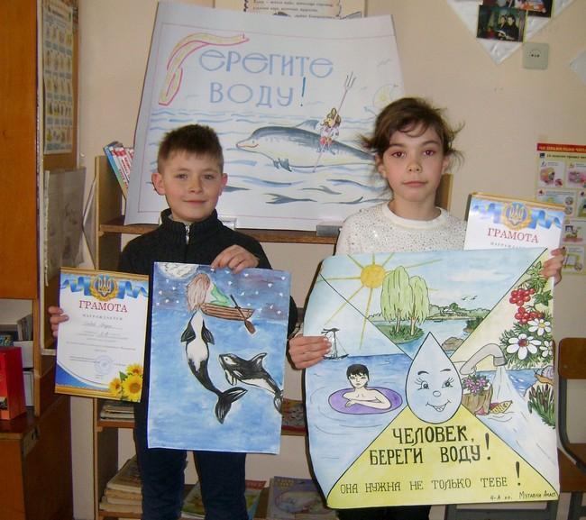Суворовские школьники отпраздновали День воды