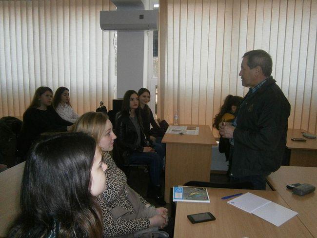 Визит львовского журналиста