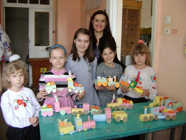 Детям - конкурс, педагогам - мастер-класс
