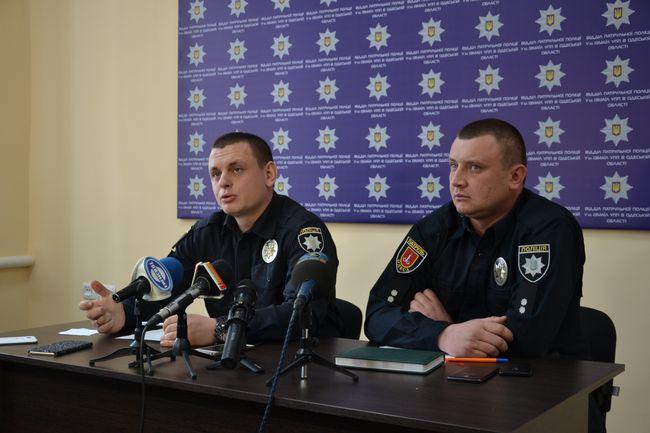С появлением патрульной полиции количество ДТП в Измаиле сократилось в несколько раз