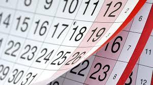 Управління Державної служби України з питань праці в Одеській області інформує щодо перенесення робочих днів в квітні 2018 р.