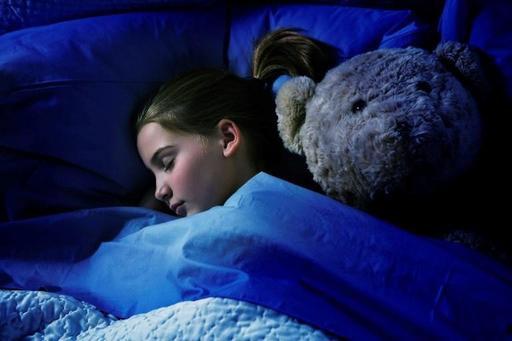 Источник света в ночное время мешает нормальному самочувствию